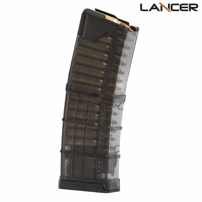 Lancer Systems L5AWM Ar-15 30 RD Smoke Magazine