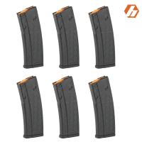 Hexmag Series 2 Ar-15 Magazine (6 Pack)