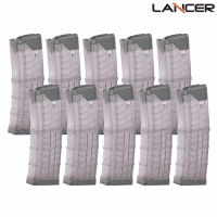 Lancer Systems L5AWM .223/5.56 30 RD Smoke (10 Pack)