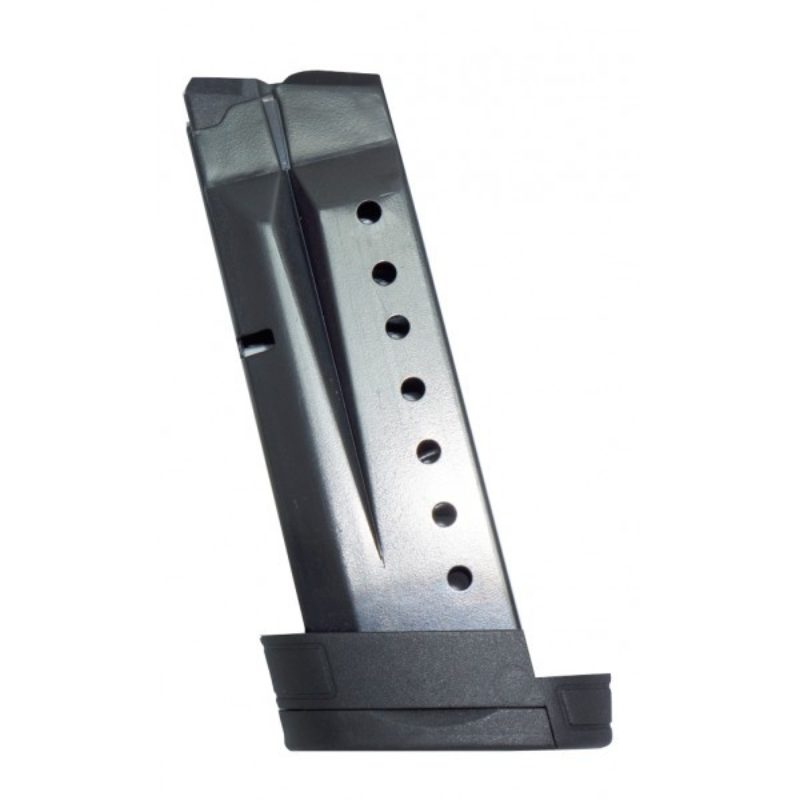 Promag S&W 9mm Shield 8 RD w/FR Blue Steel Magazine