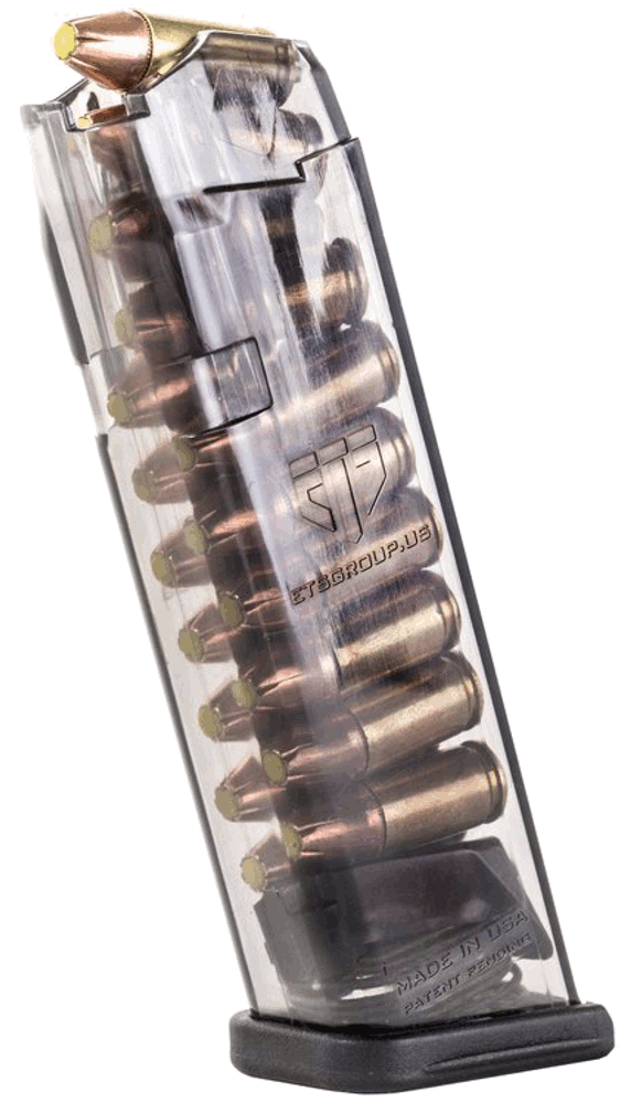ETS Group Glock 9mm G17 10 Round Magazine
