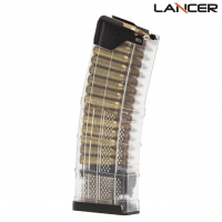 Lancer Systems L5AWM Ar-15 30 RD Clear Magazine