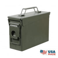 30 Caliber Metal Ammo Can